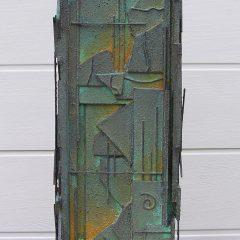 Escultura abstracta IV