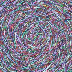 cuadro original abstracto