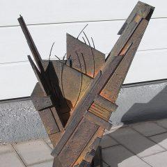 Escultura abstracta III