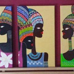Chicas africanas