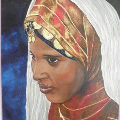 Mujer de Eritrea