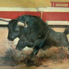 Toro enfurecido